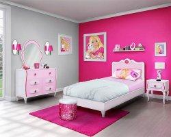Barbie Bedroom Furniture – Barbie Bedroom in a Box - Bedroom