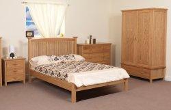 Bedroom Designs: Elegant Oak Bedroom Furniture Packages White