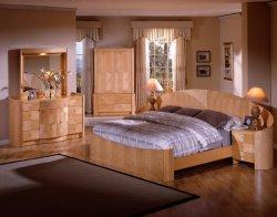 Best of Design: Classic Spacious Bedroom Design Natural Oak