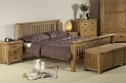 Country Oak Bedroom Furniture : JWM Interiors | oak Furniture