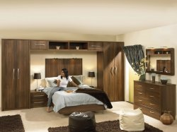 Fitted Bedroom Furniture - Custom Made DIY Doors Wardrobes Cupboards
