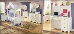 Kids Bedroom White Furniture Sets