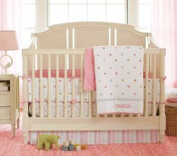 Pink Bedding Sets For Baby Girl. Part of Baby Room : Girls Baby