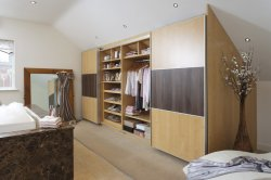 Superior Storage Solution – Fitted Bedroom – Neville Johnson