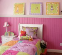 Luxurious Girls Bedroom Furniture with White Bed: Inspiring Girls Bedroom Furniture Design Sweet Pink Bedroom Interior ~ rugdots.com Bedroom Designs Inspiration