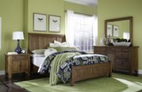 Broyhill Oak Bedroom Furniture