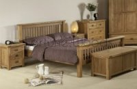 Country Oak Bedroom Furniture