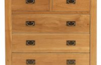 Oak Veneered Bedroom Furniture